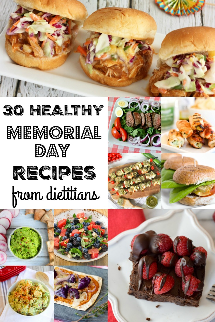 The ultimate memorial day party spread stacey mattinson nutrition forumfinder